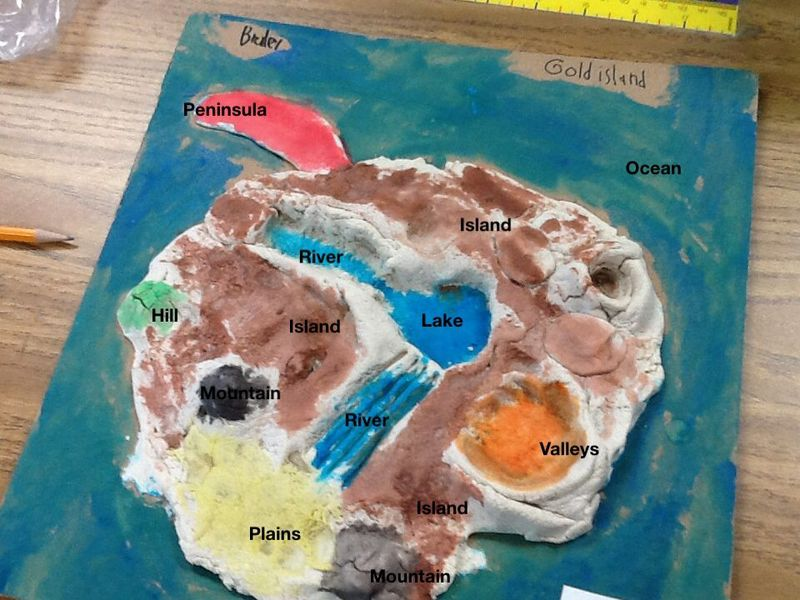 Salt Dough Maps - Welcome to Mrs. Larpenteur's Cl! on water map of washington state, weather map of washington state, printable map of washington state,
